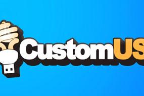 CustomUSB Logo Refresh