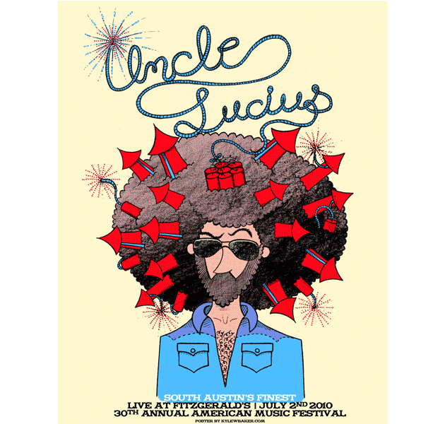 Uncle Lucius by Baker Prints