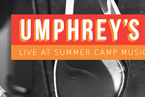 Umphrey's McGee Summer Camp DVD