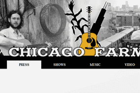 Chicago Farmer Website