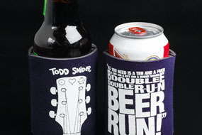 "Todd Snider ""Beer Run"" Koozie"