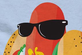 Umphrey's McGee Hotdog Onesie