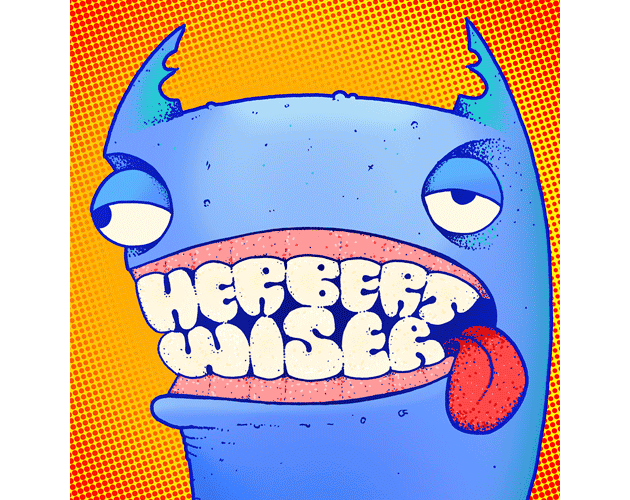 Herbert Wiser EP album art