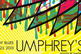 Umphrey's Climax Poster