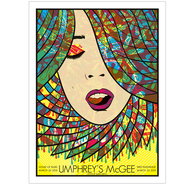 umphreys-westhollywood-house-of-blues-baker-prints