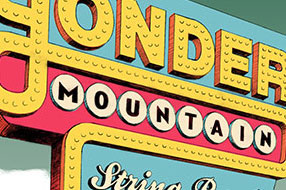 Yonder Mountain Tour Poster