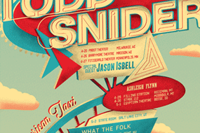 Todd Snider Spring Tour 2013