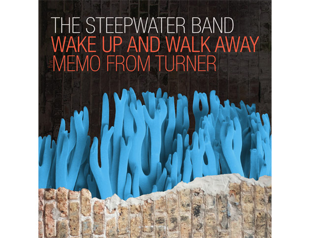 The Steepwater Band Wake Up and Walk Away album art