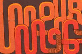 UM Tubular Typography Tee