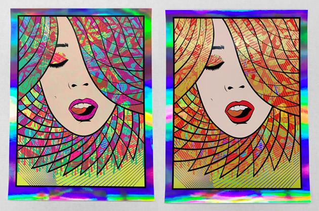 meltdown-artprint-kylebaker-bakerprints-foilS