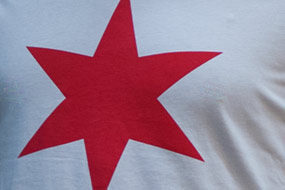 Chicago Star Tee Shirts