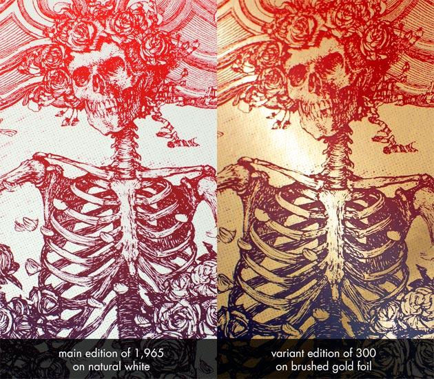 gratefuldead-silkscreenartprint-bertha-bakerprints-detail