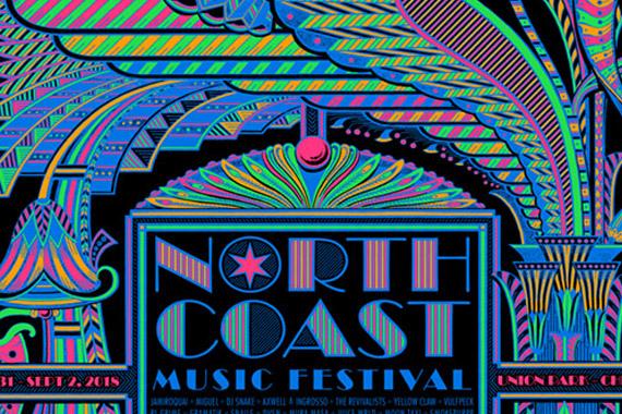 North Coast Music Festival 2018